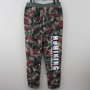 Adidas Pharrell Williams Camo Windpant Hu R813